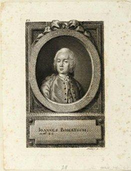 Jan Křtitel Antonín Boháč