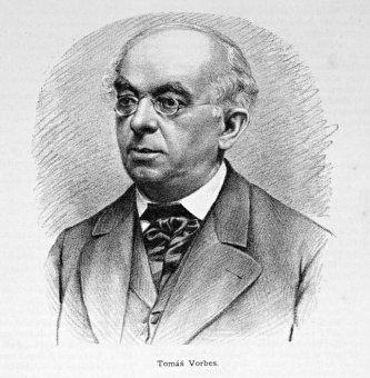 Tomáš Antonín Vorbes