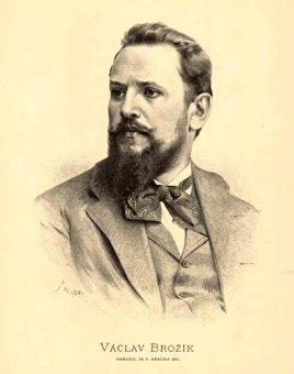 Václav Brožík