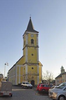 Kostel Panny Marie Bolestné v Bělé nad Radbuzou