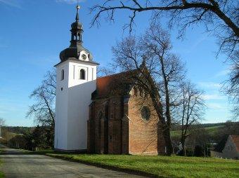 Kostel sv. Mikuláše v Čečovicích