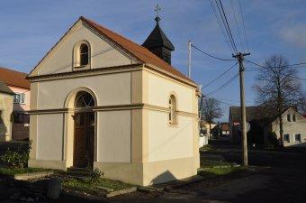 Kaple sv. Jana a Pavla v Čermné
