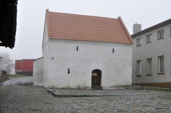 Historické rychtářství – Draženovský špýchar