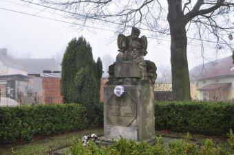 Pomník padlým v Draženově
