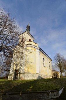Kostel sv. Jiljí v Hlohové