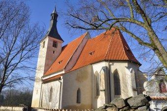 Kostel Všech svatých v Horšově