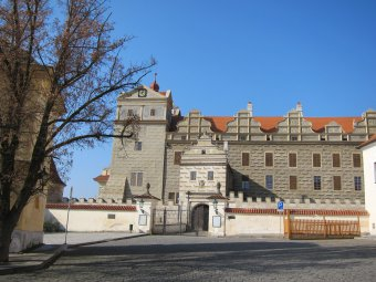 Historické jádro města Horšovský Týn