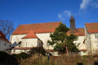 Kapucínský klášter v Horšovském Týně