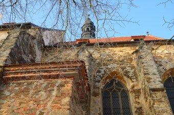Kostel sv. Anny v Horšovském Týně