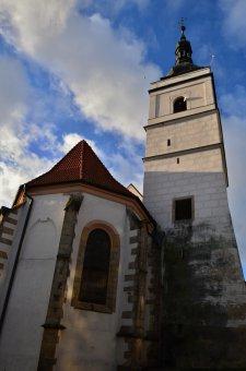 Kostel sv. Petra a Pavla v Horšovském Týně