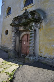Kostel sv. Jakuba v Hostouni
