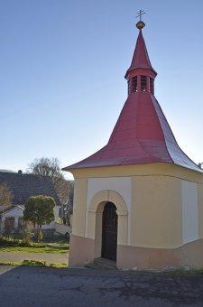 Kaple Panny Marie Bolestné v Kanicích