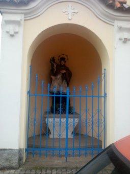 Kaple sv. Jana Nepomuckého ve Kdyni