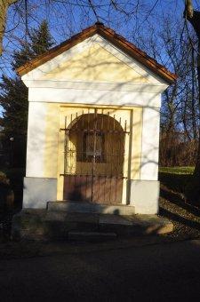 Kaplička Panny Marie Bolestné ve Kdyni