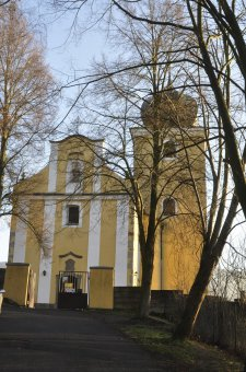 Kostel sv. Mikuláše ve Kdyni