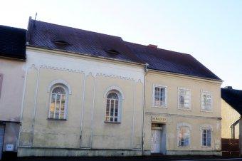 Synagoga ve Kdyni (čp. 12)