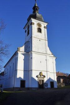 Kostel sv. Martina v Klenčí pod Čerchovem