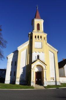 Kostel Zvěstování Panny Marie v Kolovči