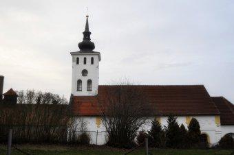 Kostel sv. Jiří v Koutu na Šumavě