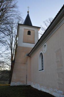 Kostel sv. Václava v Křakově