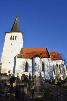 Kostel Narození Panny Marie v Loučimi