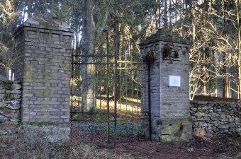 Židovský hřbitov v Loučimi