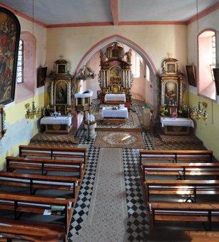 Kostel Archanděla Michaela v Meclově