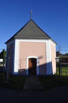 Kaple Vojtěška v Milavčích