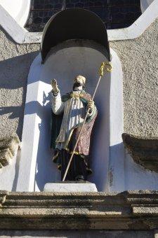 Kostel sv. Vojtěcha v Milavčích