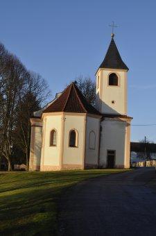 Kostel sv. Víta v Mířkově