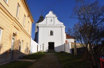 Kostel Narození Panny Marie v Osvračíně