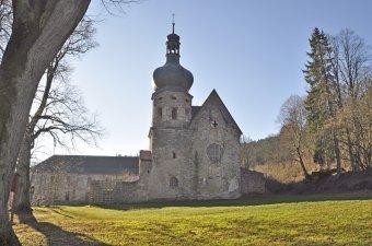 Augustiniánský klášter s kostelem Zvěstování Panny Marie v Pivoni (čp. 1)