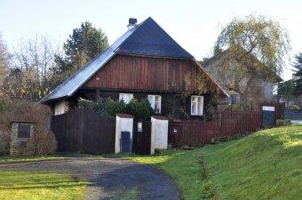 Historické jádro vsi Pocinovice