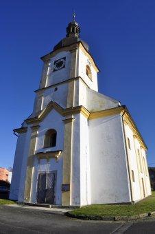 Kostel sv. Anny v Pocinovicích