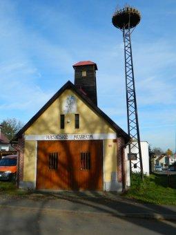 Hasičské muzeum vPostřekově
