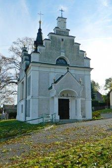Kaple sv. Jakuba v Postřekově