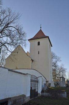 Kostel sv. Víta v Srbicích