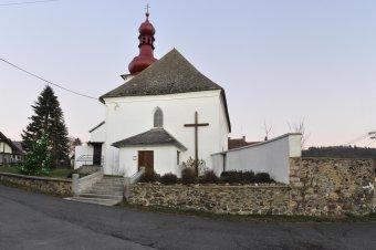 Kostel sv. Kunhuty ve Staněticích