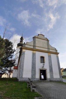 Kostel sv. Jakuba Většího ve Staňkově