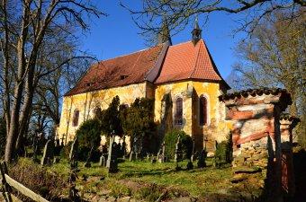 Kaple sv. Judy Tadeáše ve Štítarech