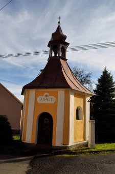 Kaplička ve Stráži