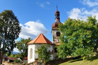 Kostel sv. Jiljí v Třebnici