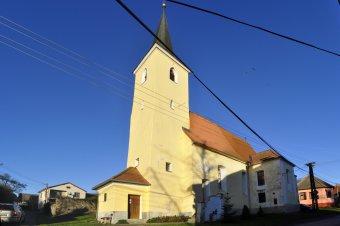 Kostel sv. Mikuláše v Úboči