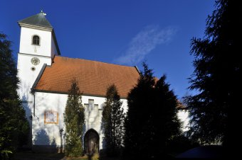 Kostel sv. Václava v Újezdě
