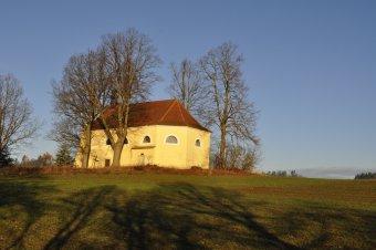 Kostel sv. Apolonie ve Vidicích