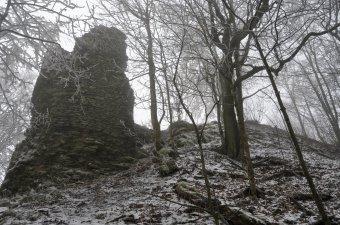 Zřícenina hradu Starý Herštejn