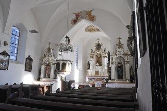 Kostel Archanděla Michaela ve Všerubech