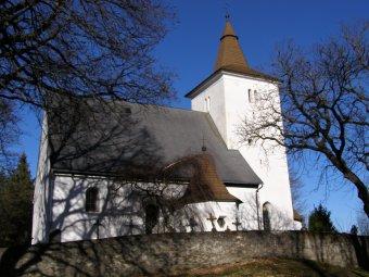 Kostel sv. Mořice u Annína