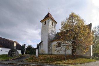 Kostel sv. Prokopa v Běhařově