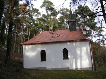 Kaple sv. Anny v Břežanech